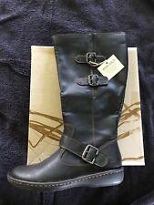 B.O.C Cleo Black Leather Boots