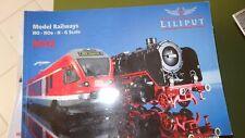 Liliput Catalogue,Catalog,Catalogue,Katalog 2012