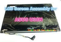"""New 13.3"""" LCD Screen LED Display Full Assembly For ASUS U38N"""