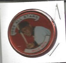 1964 Topps Baseball Coins Willie Mays All-Star Coin # 151 Excellent Condition