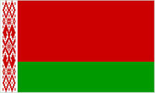 Belarus 3' X 2' 3ft x 2ft Flag With Eyelets Premium Quality