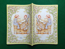 HOLLY HOBBIE Maxi Quaderno scuola vintage A4 quadretti , Mondadori 1979 copybook