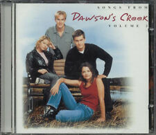 Dawson Creek Songs From Vol. Ii - Jessica Simpson/Train/Five For Fighting CD VG