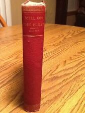 1860 VINTAGE THE MILL ON THE FLOSS BY GEORGE ELIOT EARLY HARPER EDITION