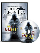 True Legends-  Episode 2 -the Unholy See DVD the documentary series by Stephen