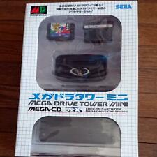 SEGA Mega Drive Tower Mini Megadora HAA-2920 Accessory Kit CD MD 32X Genesis