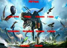 Ark Survival Evolved PS4 PVP OFFICIAL  PVP KIT for 2 people