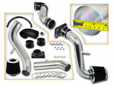 BCP BLACK 00-05 Eclipse 2.4 L4/3.0 V6 Cold Air Intake Racing System + Filter