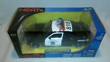 ☆ NEW JADA Heat 2006 Dodge Charger R/T Highway Patrol Police 1:24 Scale Diecast