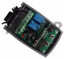 Garagentor Empfänger kein echter Rollingcode für Handsender433.92 Mhz