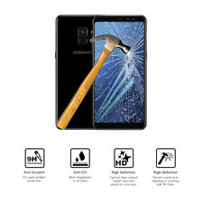 "Protector de Cristal de Vidrio Templado para Samsung Galaxy A8 (2018) (4G) 5.6"""
