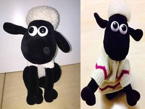 Shaun the Sheep Soft Toy Wallace & Gromit