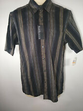 Mens Van Heusen Button Up Dress Shirt - Size Small  New with Tags!