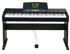 PIANO DIGITAL ELECTRICO KOBRAT 83 CONTRAPESADO NUEVO Y GARANTIZADO CON BANQUETA
