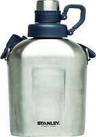 Stanley Adventure Steel Canteen Feldflasche Trinkflasche Edelstahl Bushcraft guk