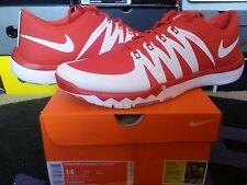 Nike Air Free Trainer 5.0 V6 Amp Ohio State OSU Buckeyes Week 0 Zero 723939 603