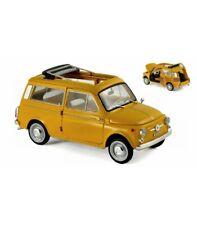 Fiat 500 Giardiniera 1968 Positano Yellow 1:18