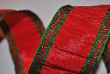 Silk Christmas Cardmaking & Scrapbooking