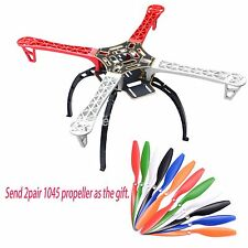 F450 450mm MultiCopter Quadcopter Kit Frame (PCB Version) w/ Lanidng Gear 1045