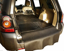 Land Rover Freelander 2 natural rubber boot liner or load mat bumper protector