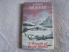 Gwen Moffat A WREATH OF DEAD MOTHS Hardback + D/W Severn House 1998 1st Edition