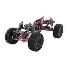 Aluminum Carbon Frame Kit für 1/10 Axial Scx10 Rc Car Crawler