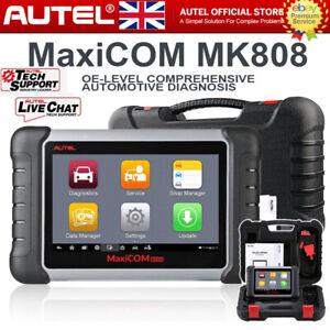 2021 BRAND NEW & GENUINE Autel MaxiCOM MK808 MX808 PRO OBD2 Diagnostic Scan Tool