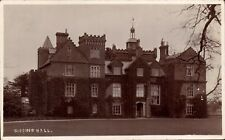Gissing Hall near Diss.