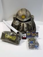 T-51 Helmet from Fallout 76 Power Armor Edition + Map, Bag, Figurines *No Game*