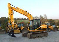 Jcb Js130 Js160 and Variants Track Excavators Workshop Service Repair Manual
