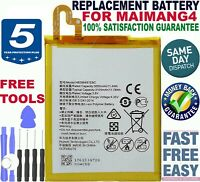 New Battery For Huawei HB396481EBC Honor 6 5X 5A GR5 Y6II G8 G8X Maimang 4 D199