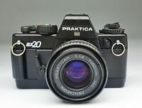 PRAKTICA BX 20 con PRAKTICAR MC 50/1,8