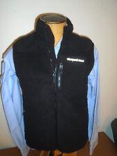 vineyard vines Sherpa Full Zip Fleece Vest NWT Small $165 Black