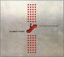 CD NEUF - Florent PAGNY - Châtelet les Halles
