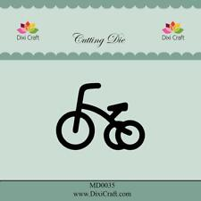 Dixi Crafts Cutting Die  LITTLE BIKE DCMD0035