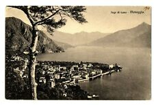 CPA Italie lombardie Lac de Come Menaggio Carte-Photo