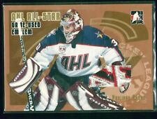 2006-07 ITG Heroes and Prospects AHL All-Star Emblems Gold #AE11 Phillipe Sauve