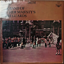 THE BAND OF HER MAJESTY'S IRISH GUARDS-SEALED1971LP
