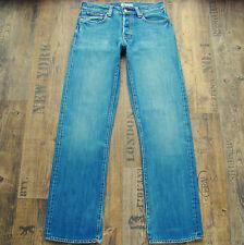 H&M Herren-Straight-Cut-Jeans mit regular Länge und niedriger Bundhöhe (en)