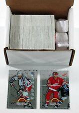 1997-98 Leaf International Hockey Set (150) Nm/Mt Yzerman Gretzky Roy
