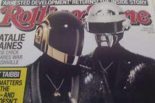 ELECTRONIC MUSIC/ DAFT PUNK/ ROLLING STONE MAGAZINE/ JUNE 2013
