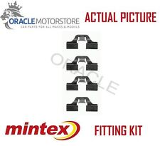 NEW MINTEX REAR BRAKE PADS ACCESORY KIT SHIMS GENUINE OE QUALITY MBA1211
