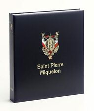 DAVO Luxery Hingless Album St.Pierre & Miquelon I 1986-2011
