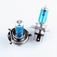 9003 HB2 H4 P43t 60W 55W Super White Headlight  Halogen Bulb Lamp Light 2pcs