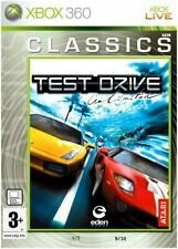 Test Drive Unlimited XBOX 360 Brand New Sealed