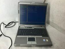 """Dell Latitude D610 Intel Pentium CPU 1.73GHz 1gb RAM 14"""" Laptop -CZ"""