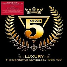 Five Star Luxury - The Definitive Anthology 1984-1991 Audio CD