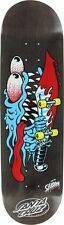 SANTA CRUZ SLASHER Skateboard Deck 8.5 w/ MOB Grip