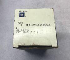 NOS/OEM Genuine GM Seat Belt Kit Part #12546204.
