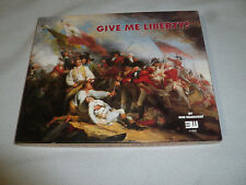 BOXED BOARDGAME GIVE ME LIBERTY VINTAGE GAME 3W 1992 AMERICAN REVOLUTION CIB